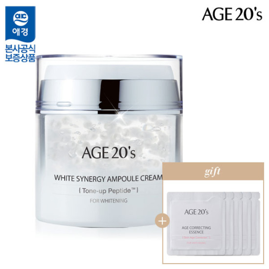 Age-Teenness White Synergy Ampoule cream 50ml