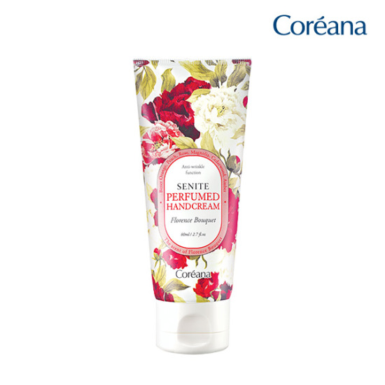 Coreana Serenite Perfumed Hand Cream (Florentine Bouquet) 80ml