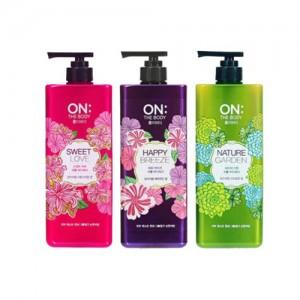 Onder Body Perfumes Bodywash 500g Choose from 3 types 1
