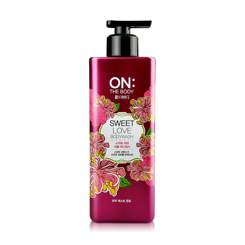 Onder Body Perfume Love Body Wash 500g