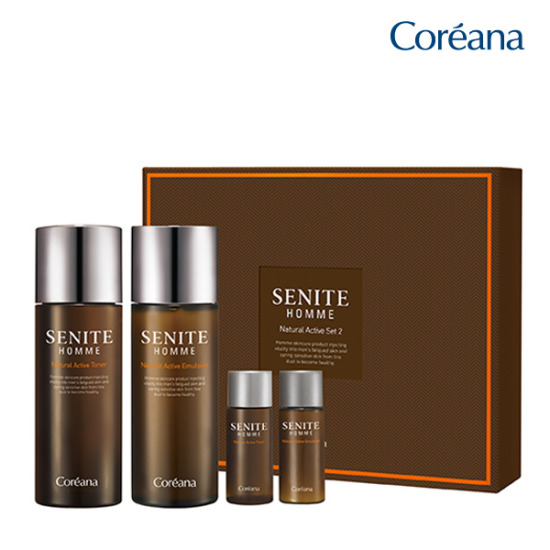 Coreana Serenite Homme Natural Active 2 Plan