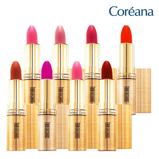 Coreana Ten Seasons Lipstick V Special Edition Take 1