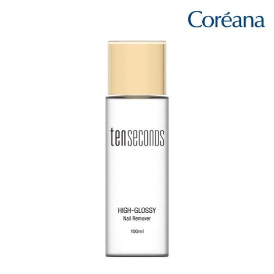 Coreana Ten Sheen Gel Nail Remover 100ml