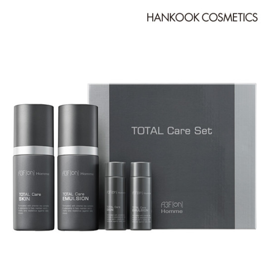 Korean cosmetics AF3 [on] Homme Total Anti Aging 2-piece set
