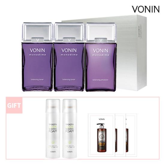 VONIN Monodai Balancing 2 set planning + shaving foam 120mlX2