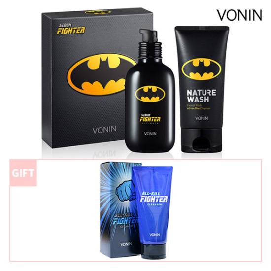 [LG Daily] VONIN Ultimate Sebum Fighter Batman Plan