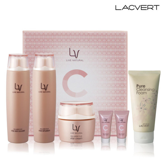 LACVERT Collagen + 3 species planning set