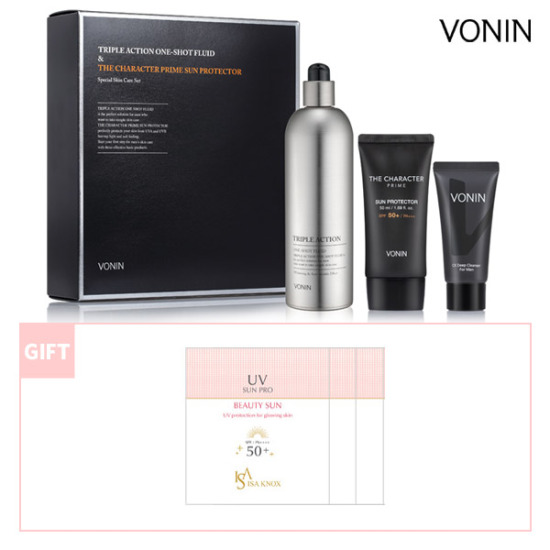 [LG planning] VONIN triple action & prime line protector planning set