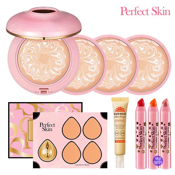 Perfect Skin Magnetics Ultimate foundation 400% Set