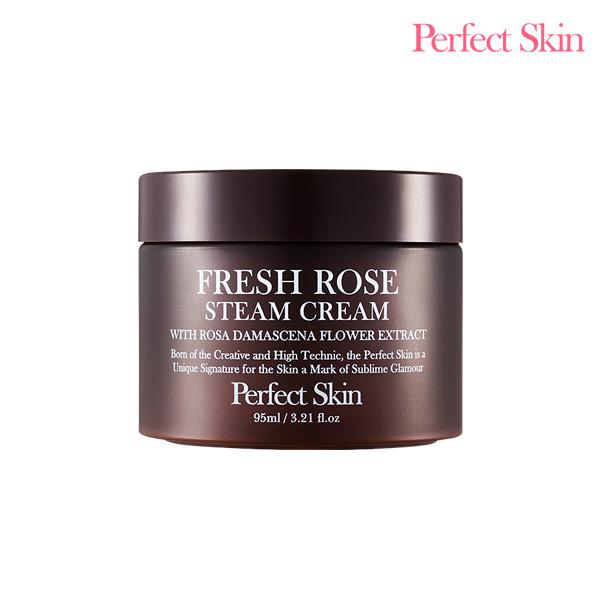 Perfect Skin Fresh Rose Steam Cream 95ml