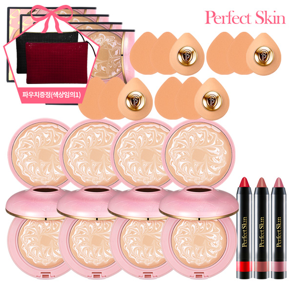 PERFECT SKIN MAGNETIC ULTIMATE Foundation7 Package 4Piece Special Plan