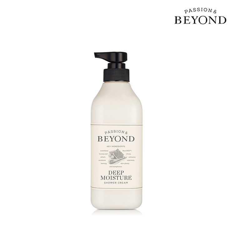 BEYOND Deep Moisturizing Shower Cream 600ml
