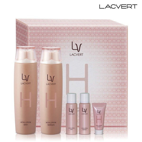 LACVERT two sets of hyaluronic acid planner