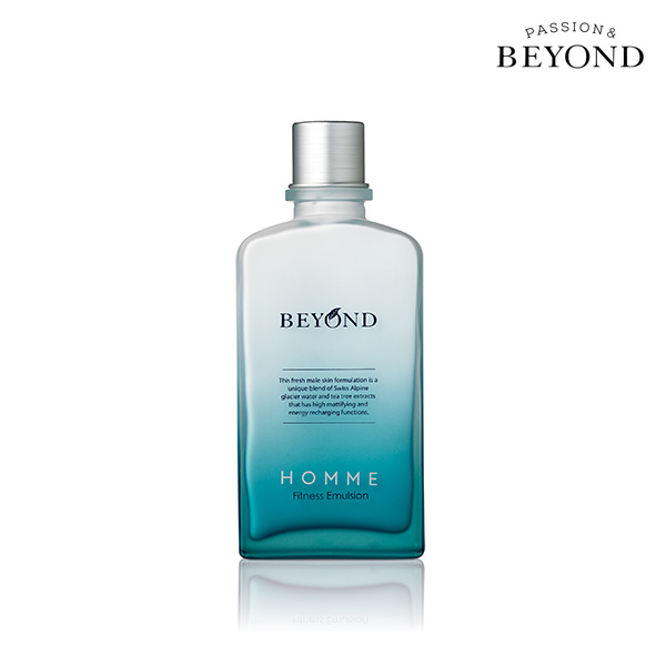 BEYOND Homme Fitness Emulsion 130ml