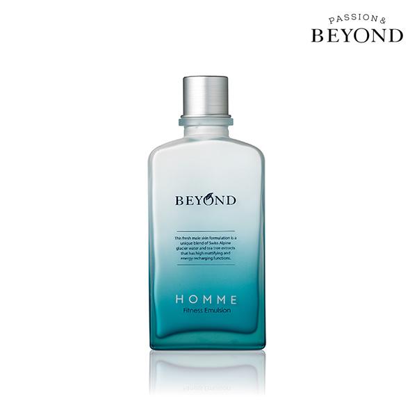 BEYOND Homme Fitness Emulsion 130ml