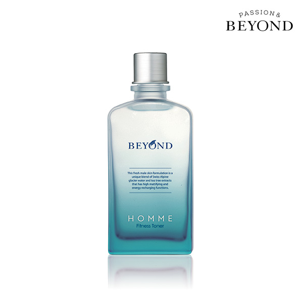 BEYOND Homme Fitness Toner 130ml