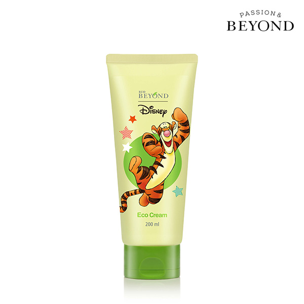 BEYOND kids eco cream 200ml (Disney Tiger)
