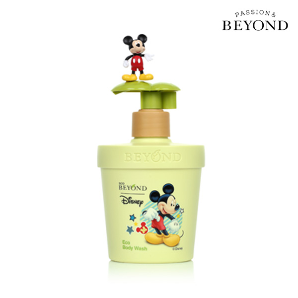 BEYOND kids eco body wash 350ml(Disney Mickey)