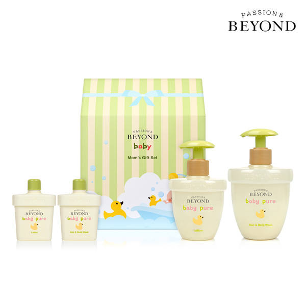BEYOND Baby Pure Mom's Gift Set