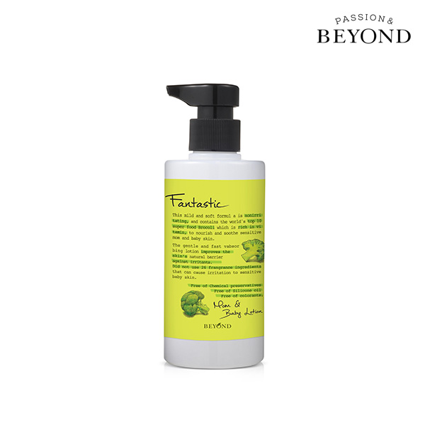 BEYOND Fantastic Mom & Baby Lotion 350ml