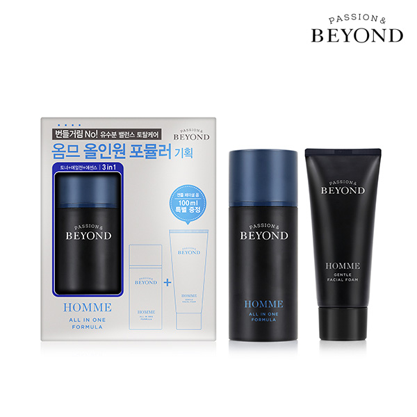 BEYOND Homme All-in-One Formula Planning Y18 (foam)
