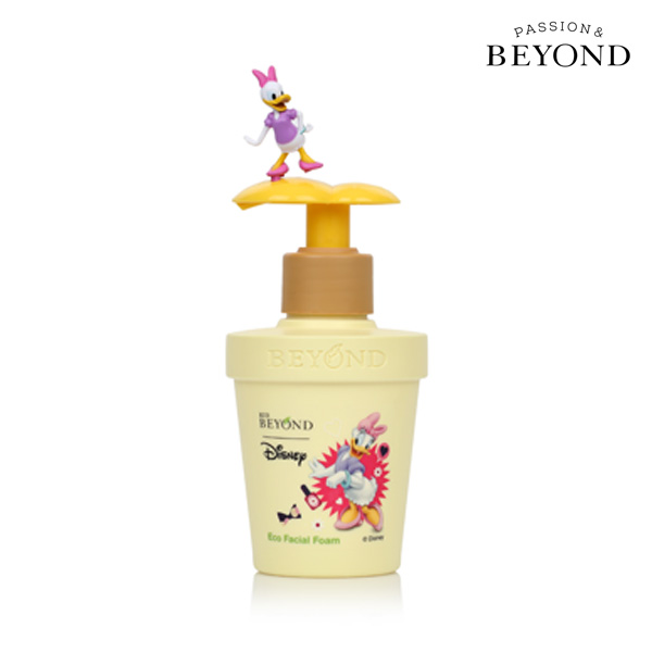 BEYOND Kids Eco Facial Foam 170ml (Disney Daisy)