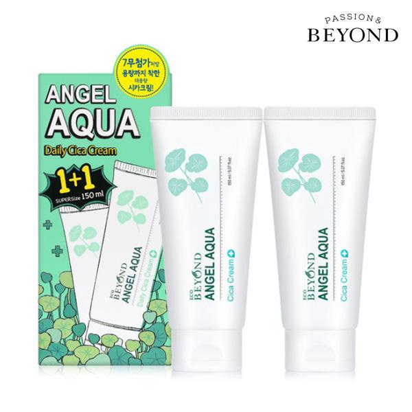 BEYOND Angel Aqua Daily Shika cream plan