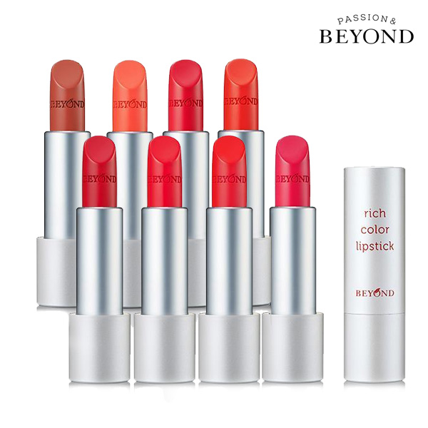 BEYOND Rich Color Lipstick