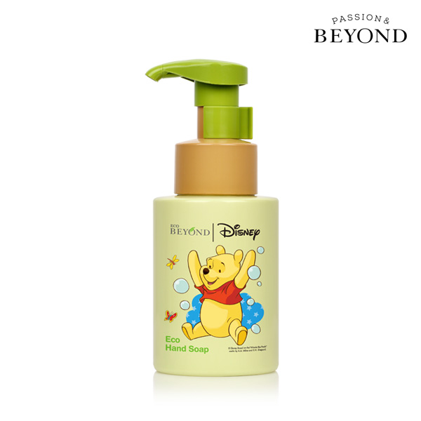 BEYOND Kids Eco Hand Soap 300ml (Disney Winnie the Pooh)