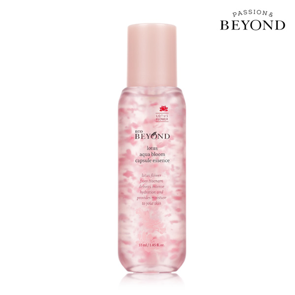 BEYOND Lotus Aqua Bloom Capsule Essence 55ml