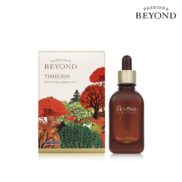 BEYOND TL Phytocelin oil Y18 (Seoul Forest)
