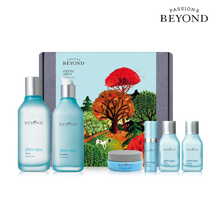 BEYOND Phytoakua 2-piece set Y18 (Seoul Forest)