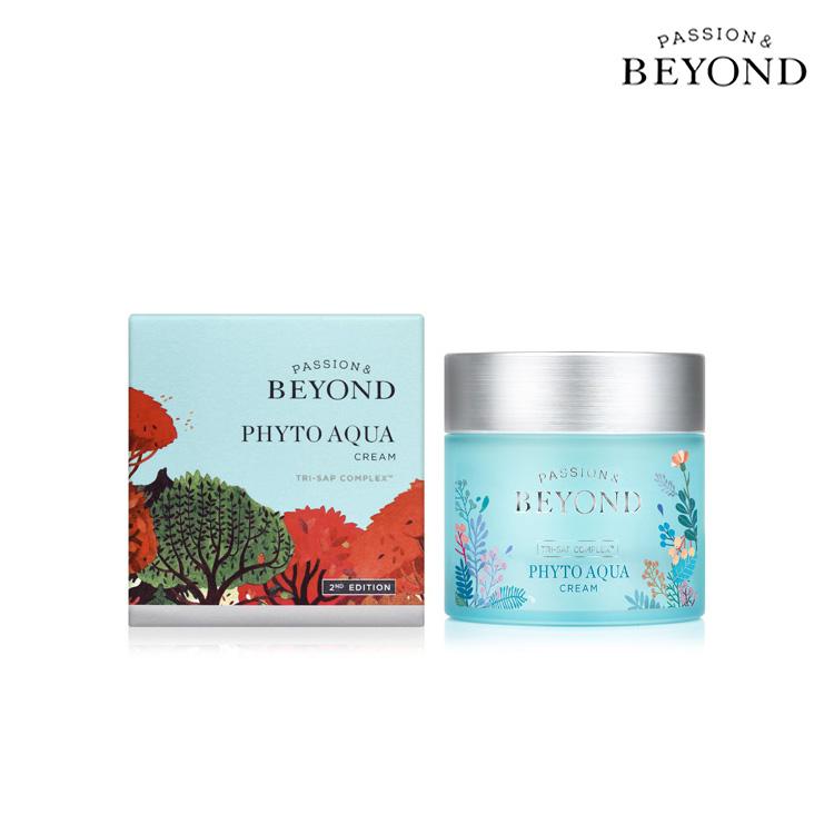 BEYOND Pito Aqua Cream 75ml Y18 (Seoul Forest)