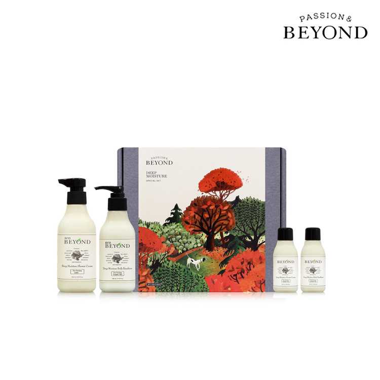 [Seoul Forest Edition] BEYOND Deep Moisture Body 2 set