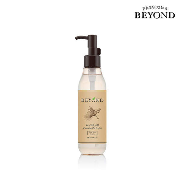 BEYOND Rice milk oil (light) 200ml