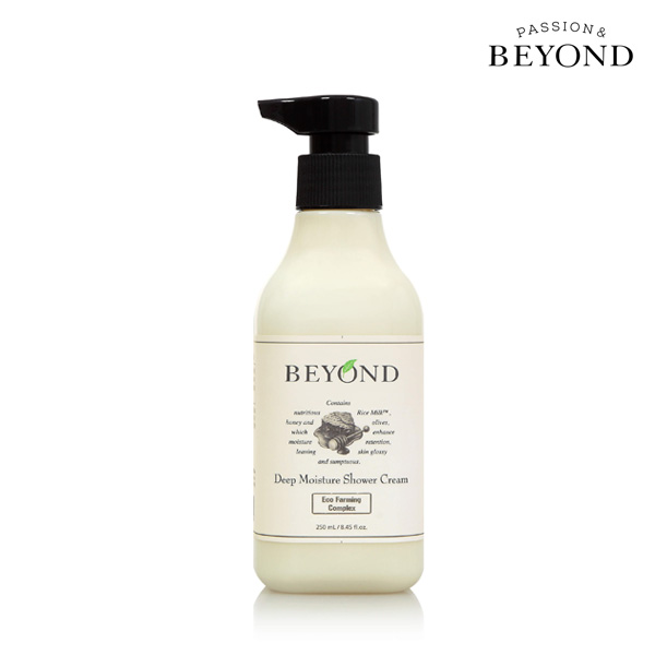 BEYOND Deep Moisture Shower Cream 250ml