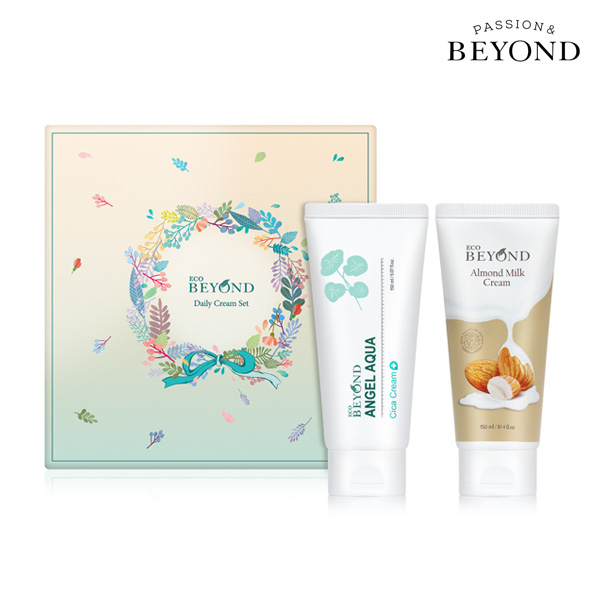 BEYOND Daily cream plan