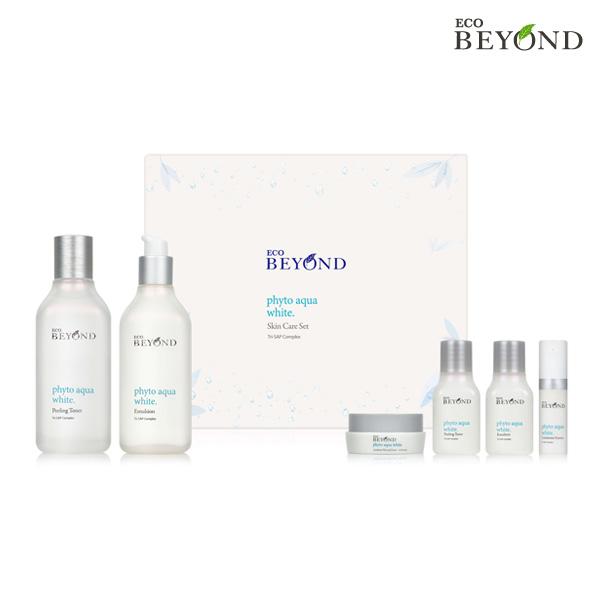 BEYOND Phyto aqua white two set