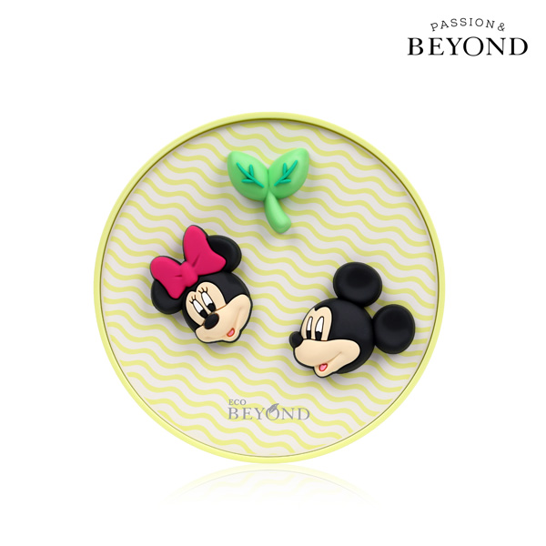 BEYOND Kids Eco Line Cushion (Disney Mickey Mini)