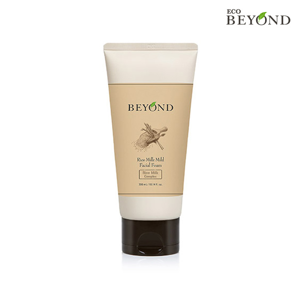 BEYOND Rice Milk Mild Facial Foam 300ml