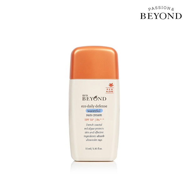 Be Beyond Echo Daily Defense Water Pool Sunscreen 55ml