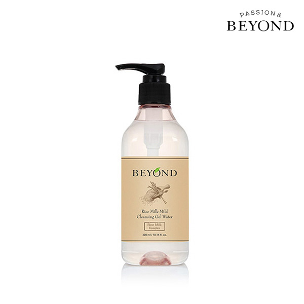 BEYOND Rice Milk Cleansing Gel Water 300ml