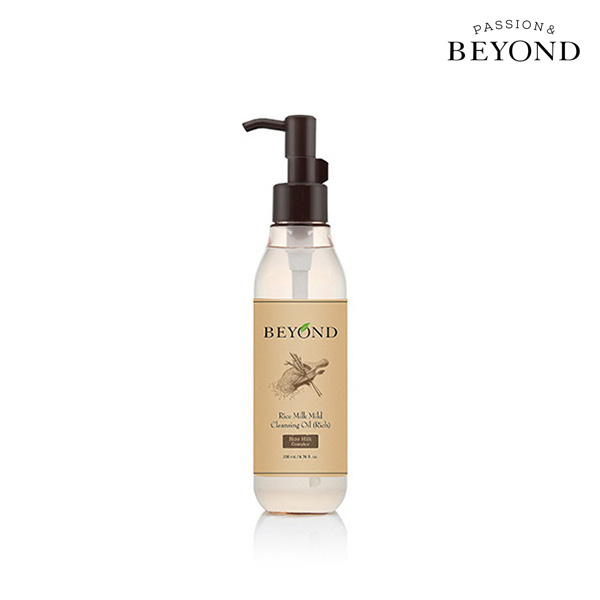 BEYOND Rice Milk Oil (Rich) 200ml
