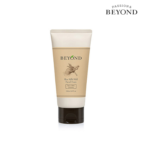 BEYOND Rice Milk Facial Foam 150ml