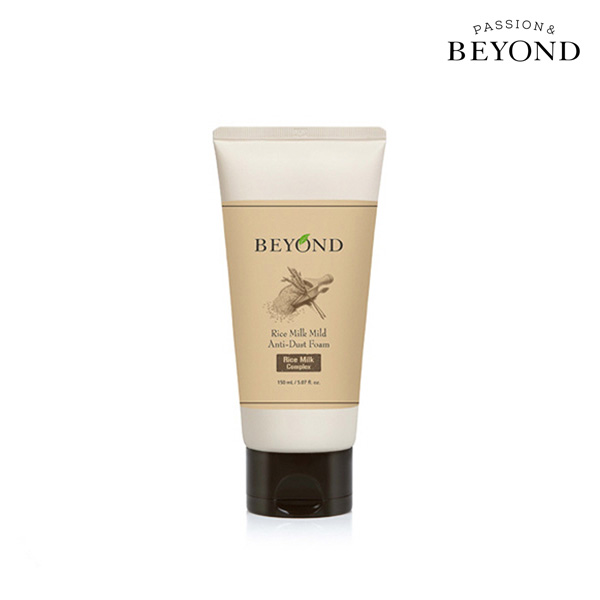 BEYOND Rice Milk Anti-Dust Foam 150ml