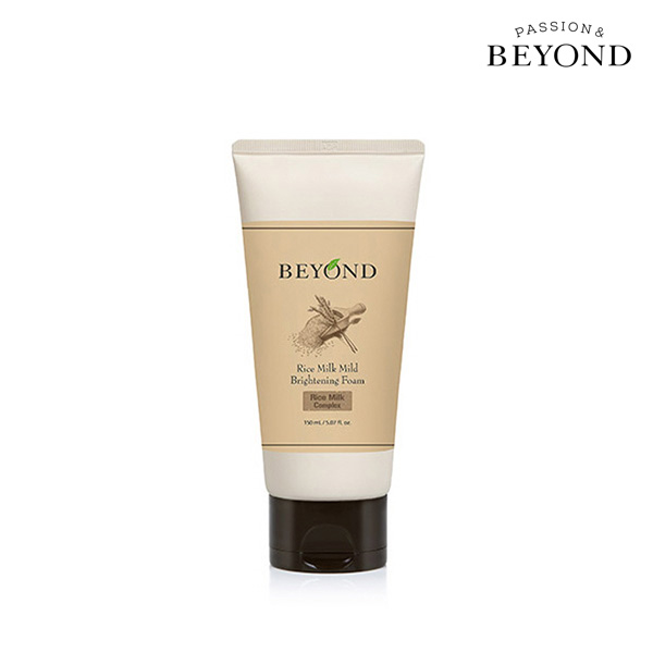 BEYOND Rice Milk Brightening Foam 150ml