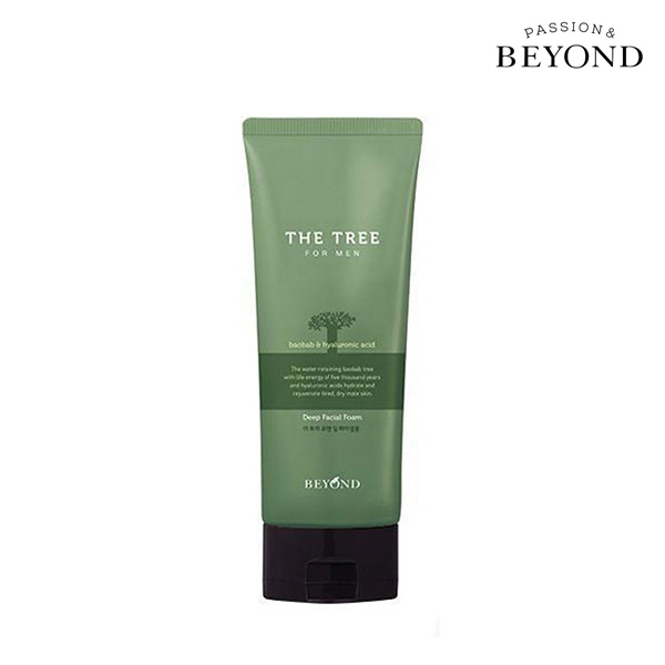 BEYOND The Treeforeman Dip Facial Foam 50ml