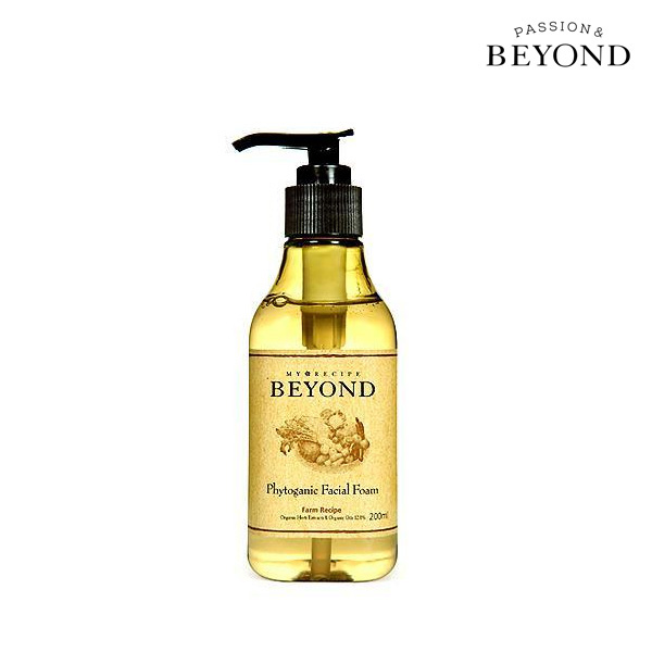 BEYOND Phytogean Facial Foam 200ml-copy