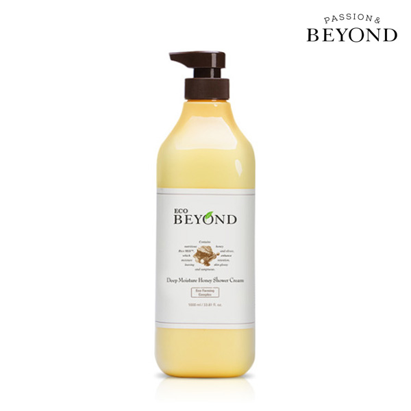 BEYOND Deep Moisture Honey Shower 1L