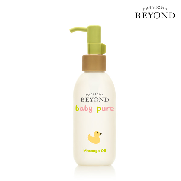 BEYOND Baby Pure Massage oil 150ml